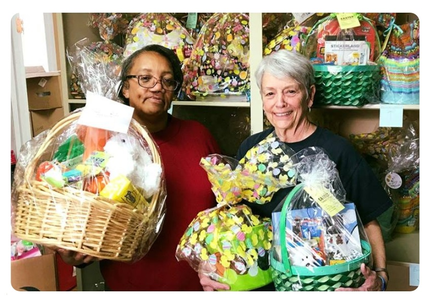 Donate Easter Baskets for childern of Carroll County